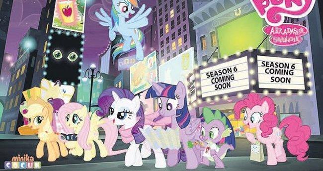 'Pony' hayranları büyük galada bir araya geliyor