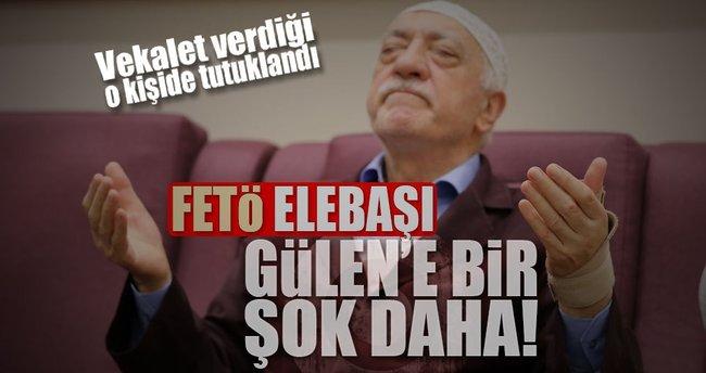 FETÖ elebaşı Gülen'in avukatı tutuklandı!