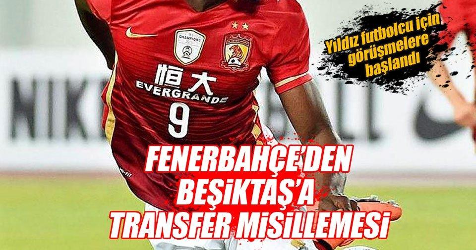 Fenerbahçe'den Beşiktaş'a transfer misillemesi
