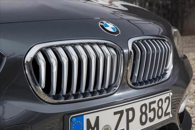 Makyajlı BMW 1