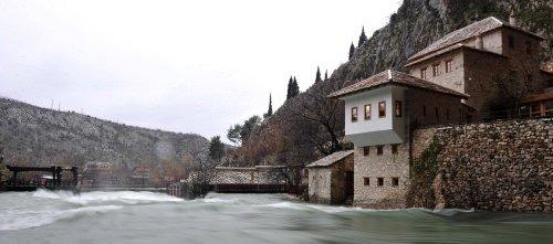 Anadolu'dan gelen dervişlerin Bosna'daki mührü