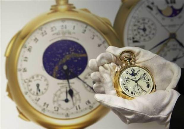 Meşhur saat satışa çıkıyor