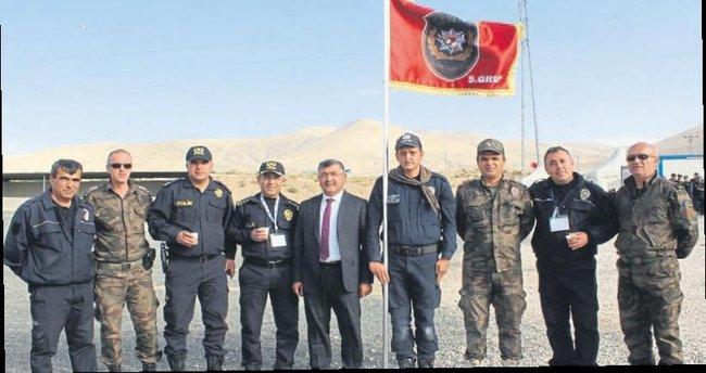 Başkan Akdoğan'dan POMEM'e ziyaret