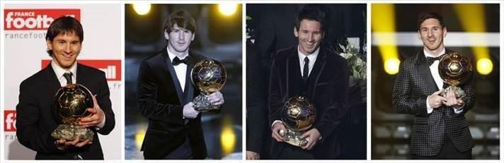 Messi bir ilki daha başardı