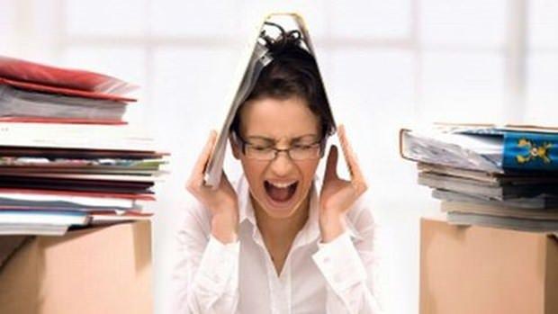 İş stresiyle baş etmenin 5 yolu