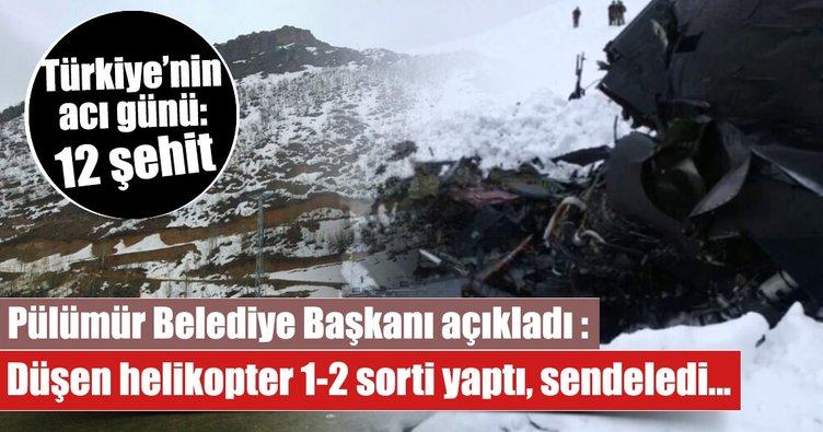 Türkiye'nin acı günü: 12 şehit