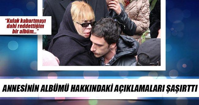 Mithat Can Özer: Annemin albümü kulak kabartmayı dahi reddettiğim bir albüm
