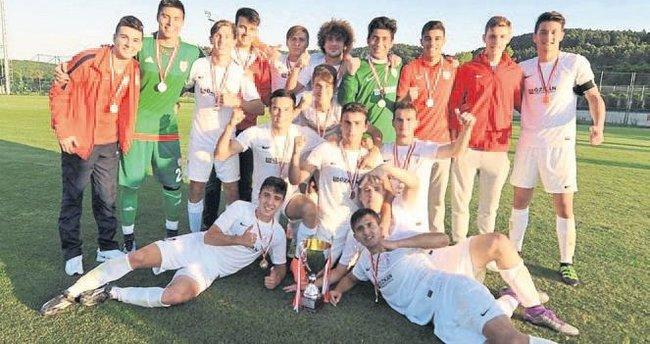Altınordu U19'un UEFA heyecanı