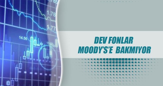 11 trilyon doları yöneten fonlar Moody's'e bakmıyor