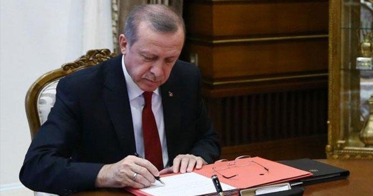 Cumhurbaşkanı Erdoğan Yalova Üniversitesi'ne rektör atadı