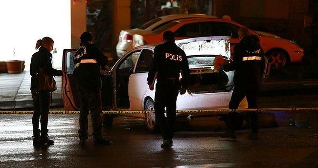 Ankara'da silahlı çatışma: 1 ölü