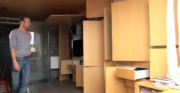 24 metrekarelik evde nasıl yaşanılır?