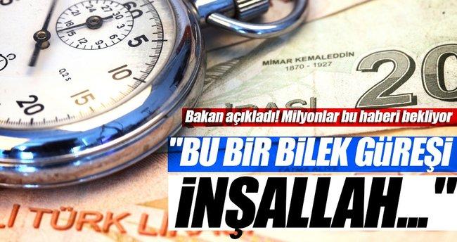 Bakan Müezzinoğlu'ndan emekliye banka promosyonuyla ilgili açıklama