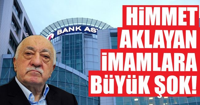 Bank Asya'da himmet aklayan FETÖ imamlarına operasyon: 7 gözaltı