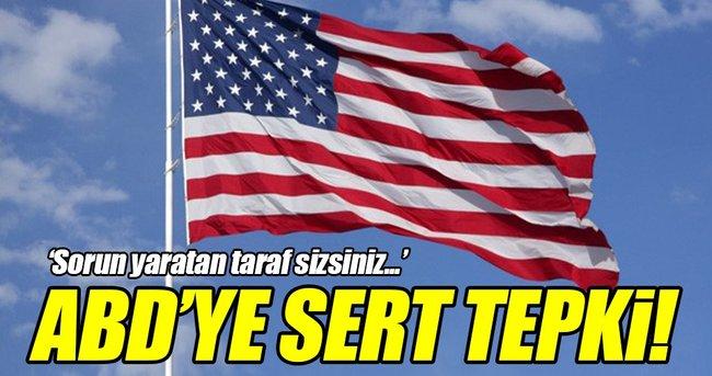 ÇİN'DEN ABD'YE SAVAŞ GEMİSİ TEPKİSİ!