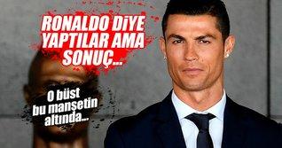 Ronaldo'nun adına havalimanı açıldı