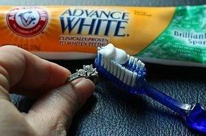 Diş macunu ile neler yapabilirsiniz?