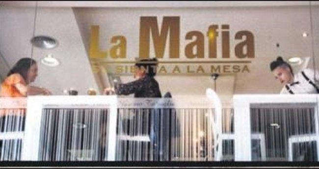 'Mafia' lokantası isim kurbanı oldu