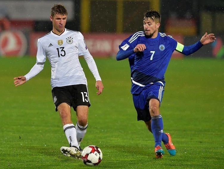San Marino'dan Müller'e olay cevap!
