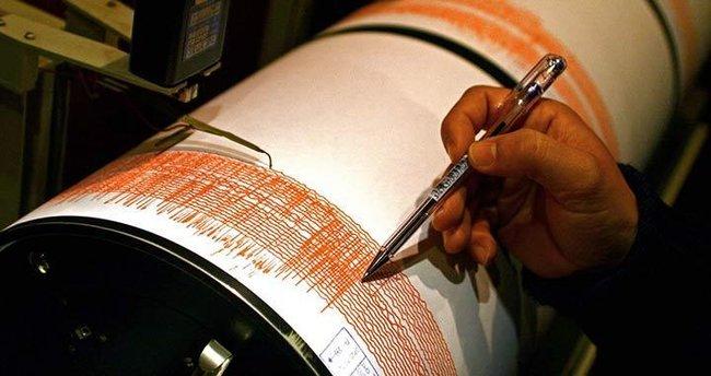 Kuzey Kore'de 5,3 büyüklüğünde deprem