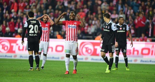 Beşiktaş karşısında galibiyeti kaçırdık