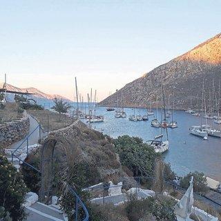 Leros ve Kalimnos'a yelken açıyoruz
