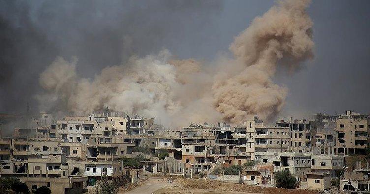 Suriye'de son 6 ayda 5 bin 381 sivil öldü!