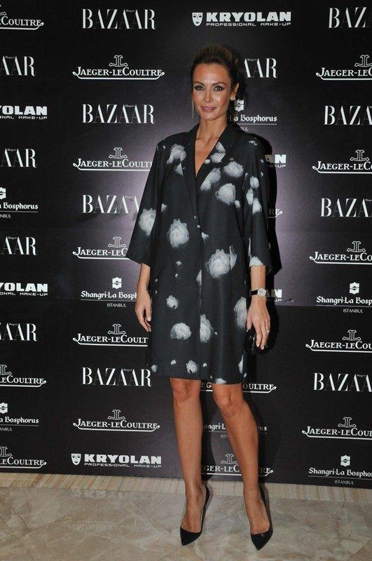 Harper's Bazaar'ın yılbaşı partisi