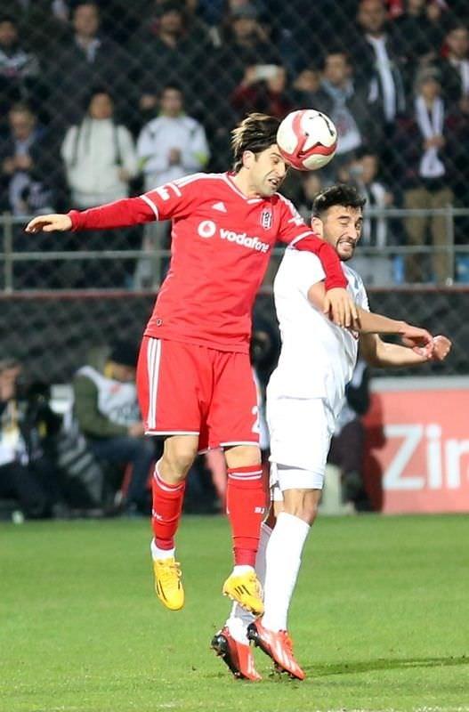 Çaykur Rizespor - Beşiktaş maçının fotoğrafları