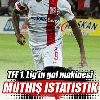 TFF 1. Lig'de Bekamenga rüzgarı