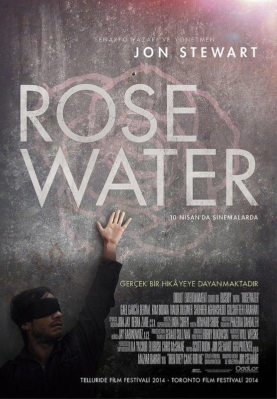 Rosewater filminden kareler
