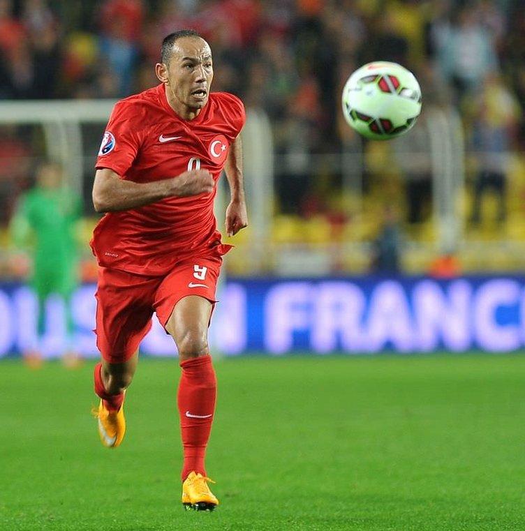 Türkiye - Çek Cumhuriyetine maçının fotoğrafları