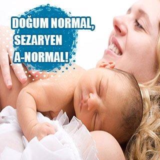 İşte 'normal' doğumun 10 püf noktası