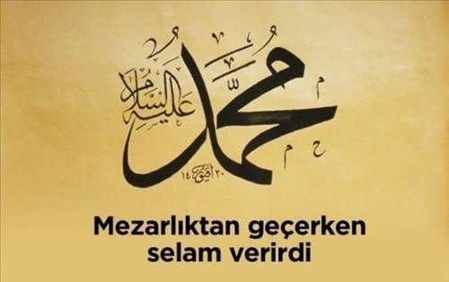 Hz. Muhammed'in sünnetleri