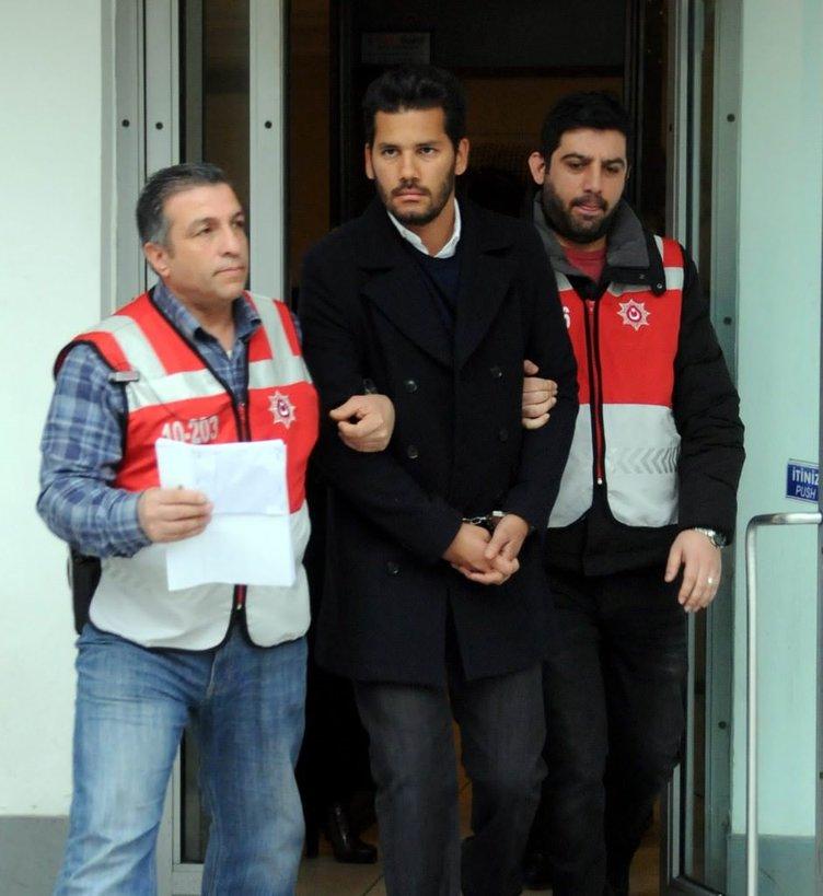Sinan Çetin'in oğlu Rüzgar Çetin'e mahkemeden tahliye kararı