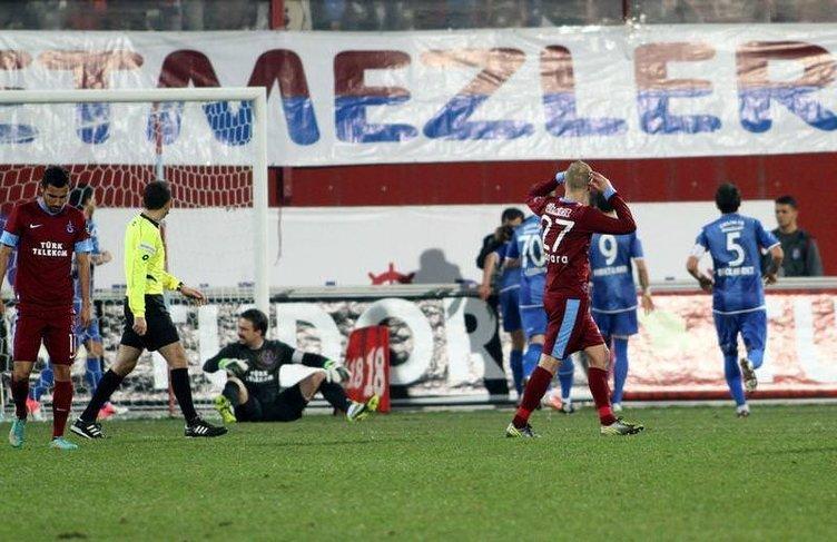 Trabzonspor - Kardemir Karabükspor