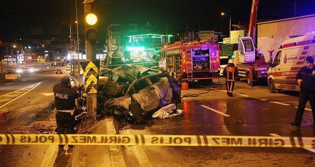 Avcılar'daki trafik kazasında yeni gelişme