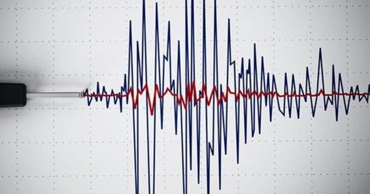 Akdeniz'de art arda iki deprem!