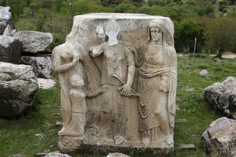 Denizli'de 2 bin yıllık tarihi canlandıracak