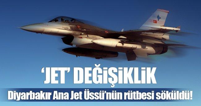 Diyarbakır Hava Üssü'nün yetkisi değiştirildi!