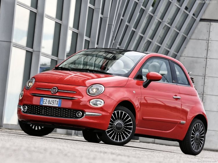 Fiat 500'ün yenilenen versiyonu