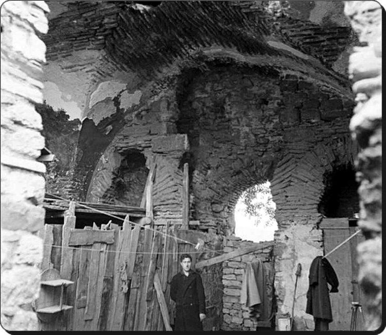 Anemas Zindanları'na işkence müzesi