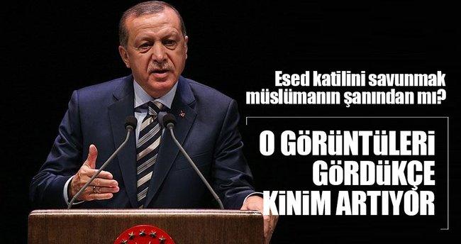 Cumhurbaşkanı Erdoğan İİT Konferansı'nda konuştu