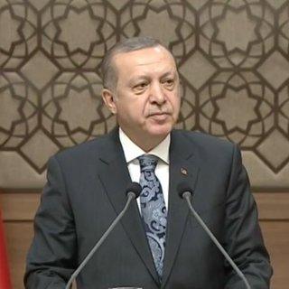 Cumhurbaşkanı Erdoğan Muhtarlar Toplantısında çok kızdığı o olayı anlattı