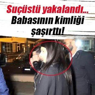 Bulgar emniyet müdürünün kızı Kapıkule'de uyuşturucuyla yakalandı