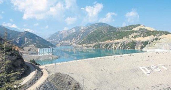 DSİ'den sulama sistemi yatırımları
