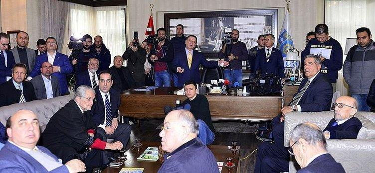 Fenerbahçe Üniversitesi'nin yeri tanıtıldı