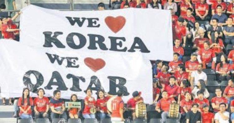 Katar'a Güney Kore desteği