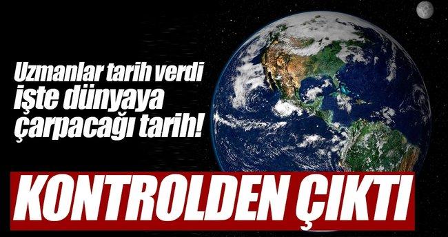 Dünya için büyük tehlike!