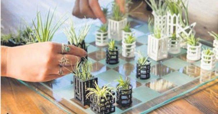 Ekolojik satranç takımı